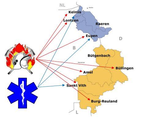 Hilfeleistungszone DG